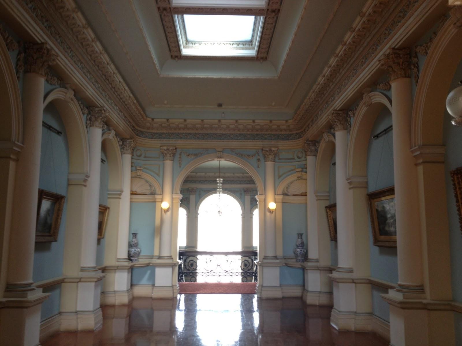 PETS MENU Melbourne Trip 7 Werribee Mansion