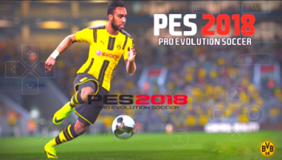 Cara Download Game PES 2018 PPSSPP Android