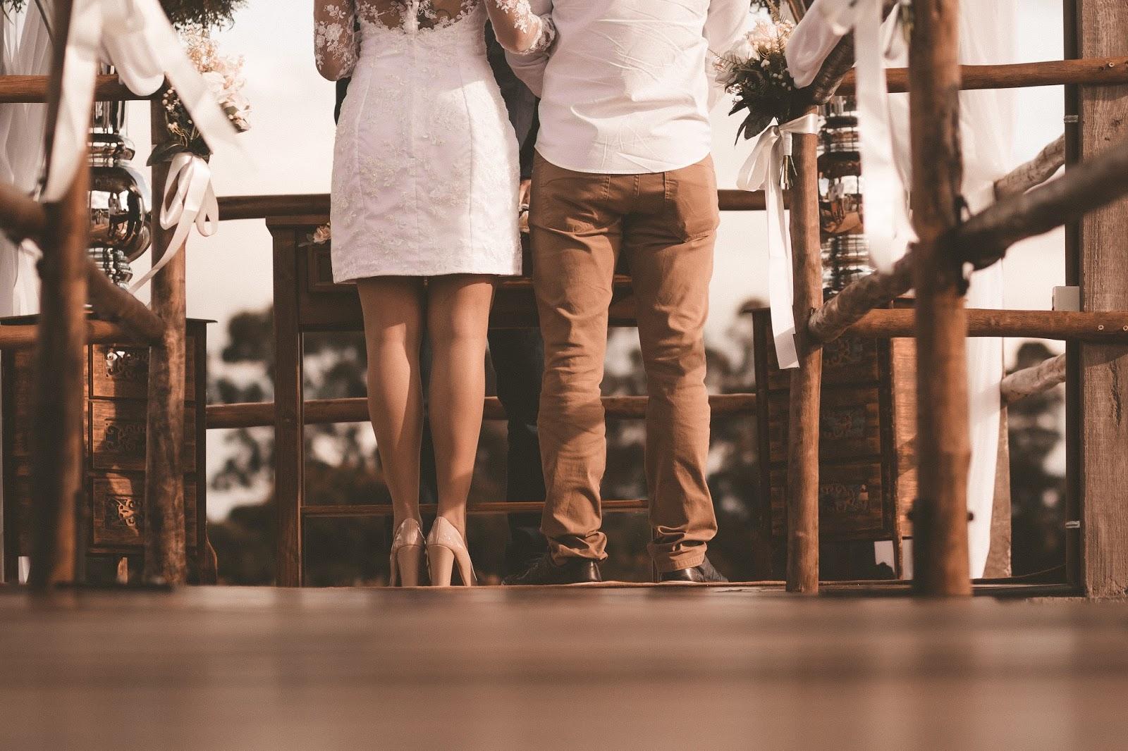 Registro De Matrimonio Catolico En Notaria : Quién dijo boda
