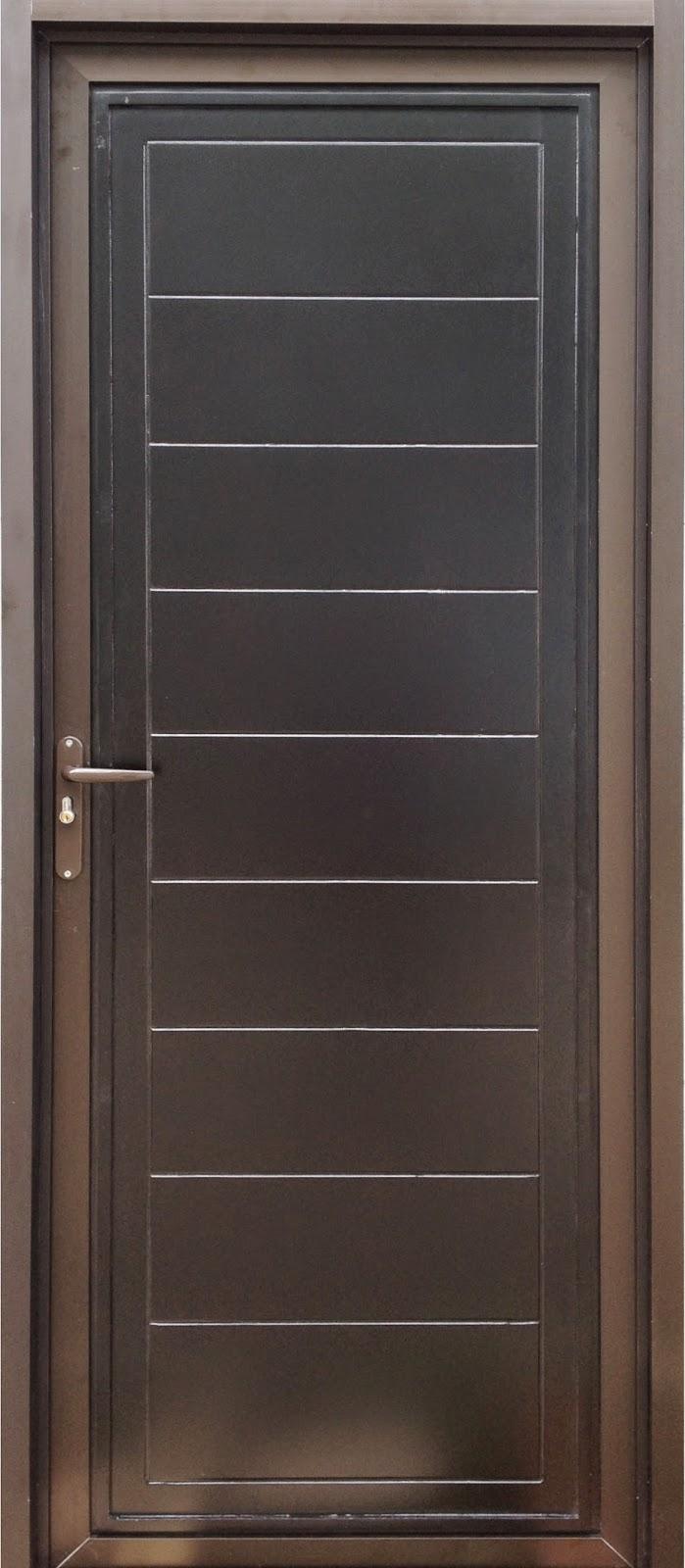 DAFTAR HARGA - Pintu Kamar Mandi Aluminium