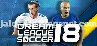 Dream League Soccer 2018 MOD APK + DATA Unlimited Coins