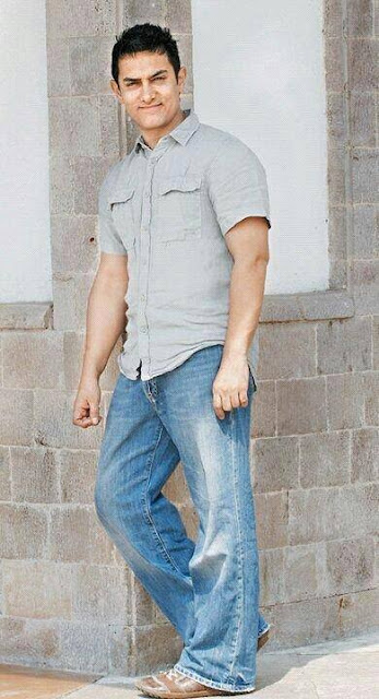 Aamir Khan Height and Weight and Body Measurements