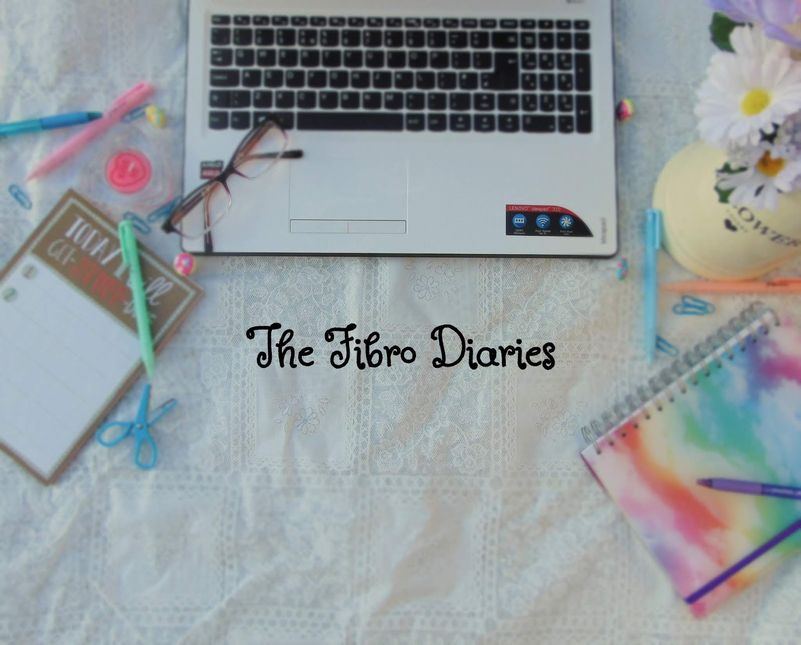 The Fibro Diaries Pain Management