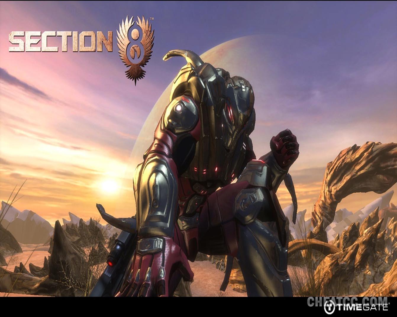 Section 8 Wallpaper Screenshot PC Game