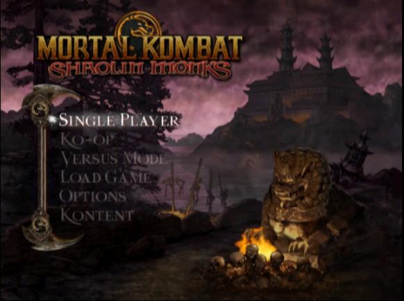 game mortal monk download kombat untuk pc shaolin