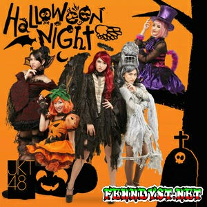 JKT48 - Halloween Night - EP (2015) Album cover