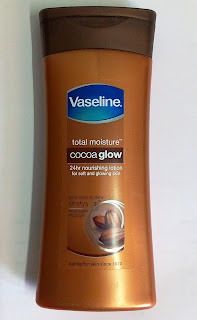 REVIEW Vaseline Intensive Care Cocoa Glow Body Lotion  Swatches
