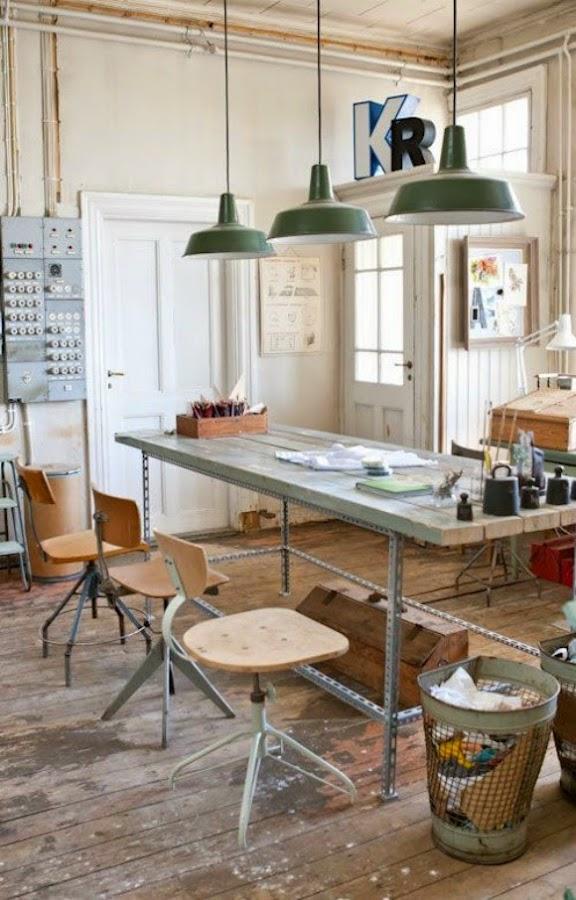 escritoro vintage