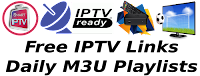 New Smart IPTV M3U Playlist 11 October 2018