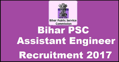 BPSC Assistant Engineer detailed syllabus
