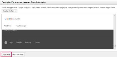 Cara Mendaftar Dan Memasang Google Analytics Di Blog 5
