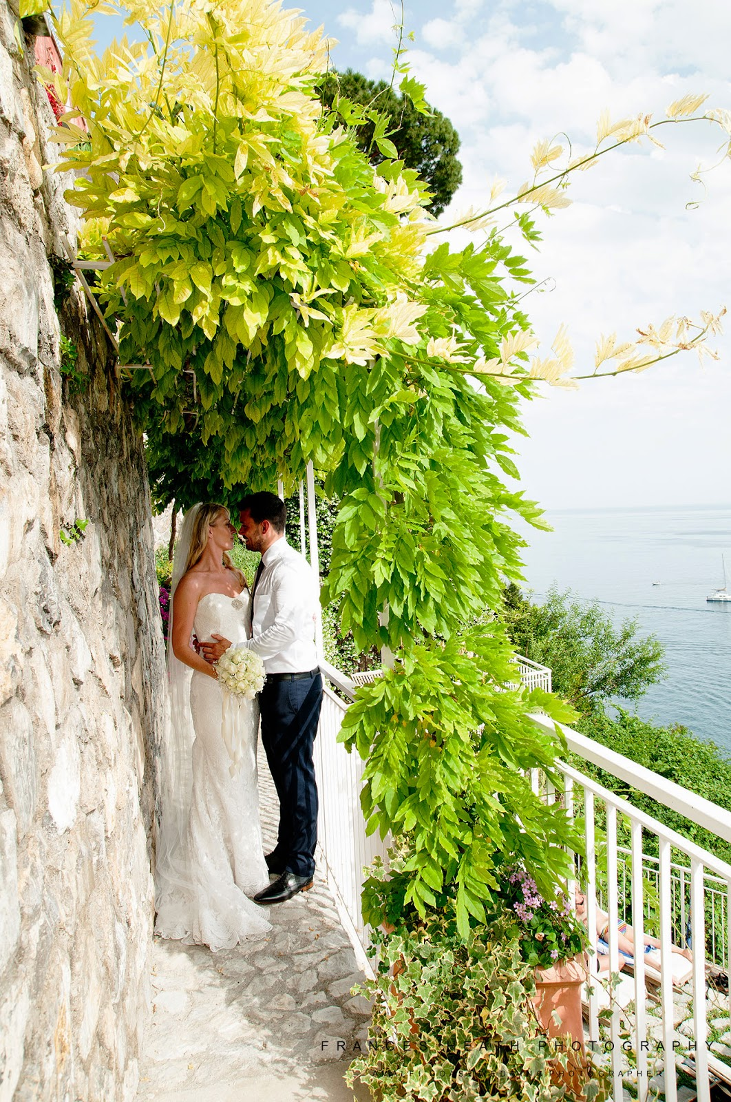 Wedding at Marincanto in Positano Italy