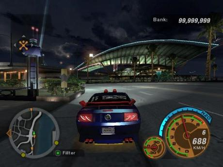 Need for Speed Underground 2 Screenshot