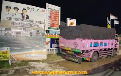 Trucking Jakarta Bali Denpasar
