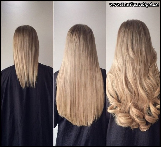 How To Spot Unprofessionally Applied Weave Hair Extensions Weave