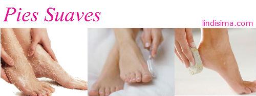 pies bellos y sanos