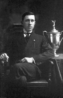John McDermott, the first golfer to win the US Open under par