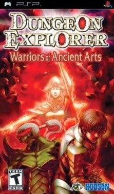 Dungeon Explorer Warrior Of The Ancient Arts PSP Iso Ukuran Kecil