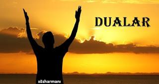 dua nedir, en güzel dualar, hayır ve uğur getiren dualar, peygamber duaları, hz muhammed duaları,