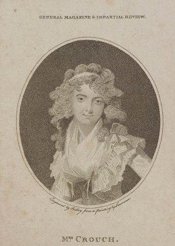 Mrs Anna Maria Crouch soprano