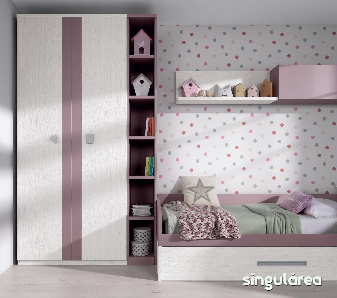 Dormitorio infantil 1388 - Dormitorios infantiles valencia ...