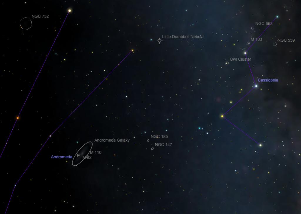 see andromeda galaxy - photo #3