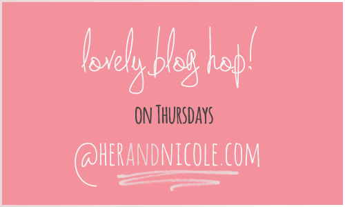 A Lovely Blog Hop