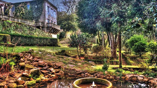 Bonita finca rústica para celebrar vuestra boda en A Coruña