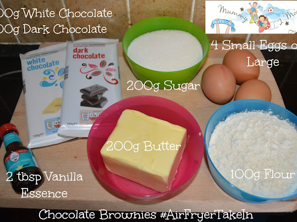 #AirFryerTakeIn - Making Chocolate Brownies with Philips AirFryer