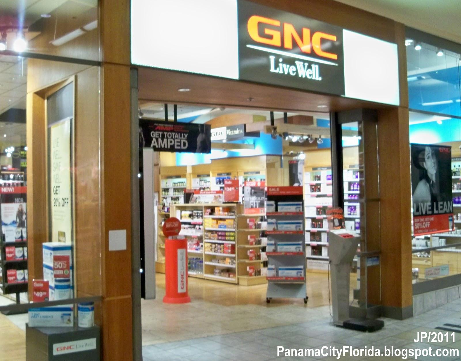 Panama City Florida Health Food Stores