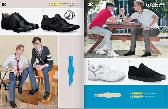 Calzado para caballeros Andrea teens ferrato 2016