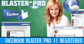 Facebook Blaster Pro 11 With Serial Keys - Free Download