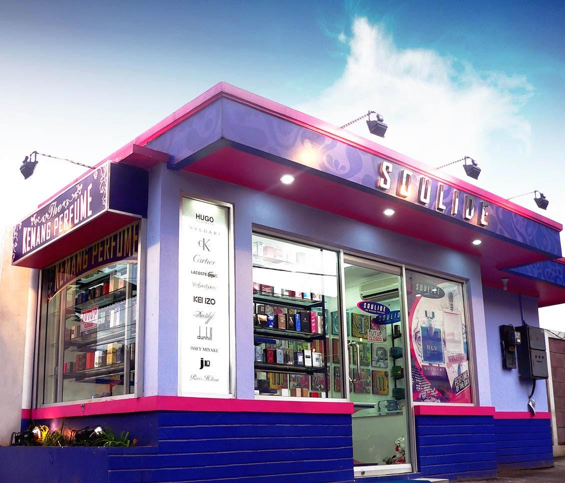 Desain Toko Kelontong Depan Rumah