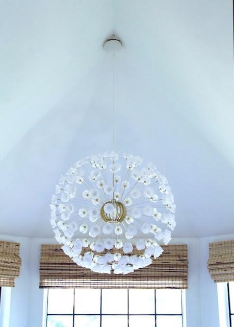 5 Ideen eine Maskros Pendelleuchte von IKEA zu vergolden - individuelle Leuchten für Zuhause