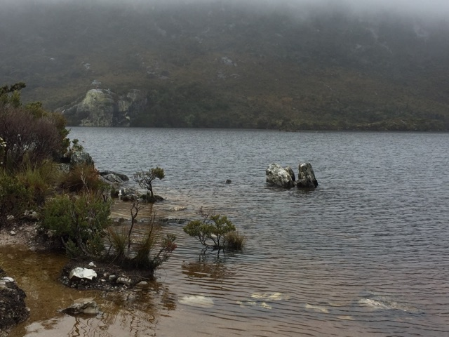 Our holidays in Tasmania, Dove Lake