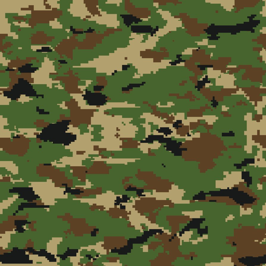 unique design first rate pretty cool Digital Woodland Camouflage Pattern | camodesigner™