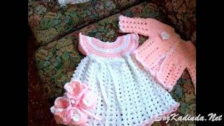 yazlık bebek doğum günü elbise modelleri