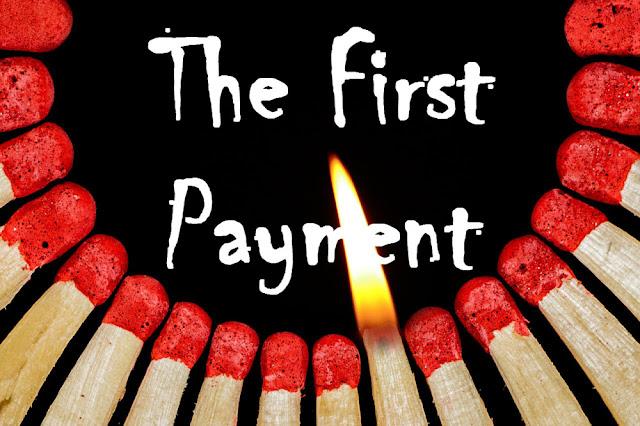 Google adsens First Payment