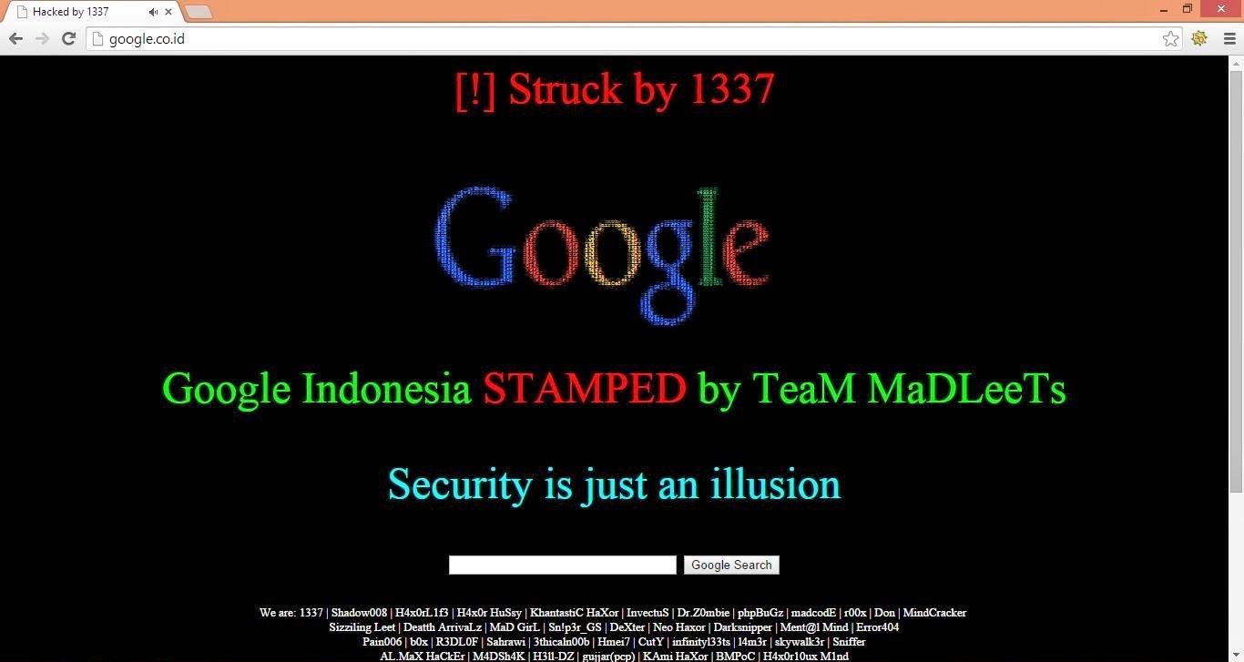 Lebih Waspada Mengakses Website Google Indonesia