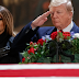 ABC News under fire for their mocking fantasy of President Donald Trump's future funeral
