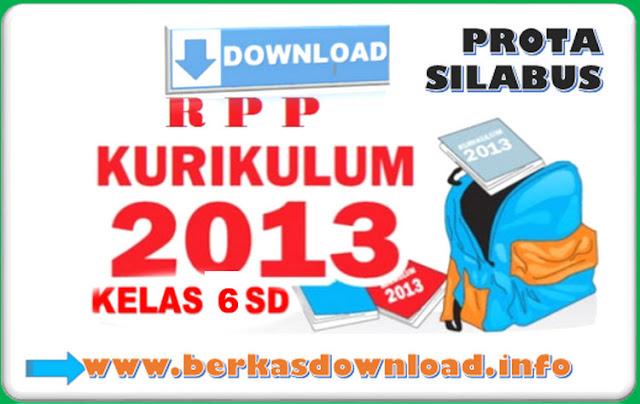 Free Unduh Administrasi Kelas VI Kurikulum 2013