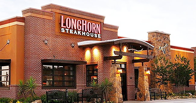 Notes on napkins longhorn steakhouse chain coming to