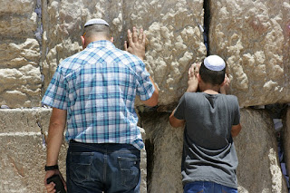 Image: Wailing Wall, by Aleks Megen on Pixabay