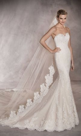 Pronovias Used Wedding Dress