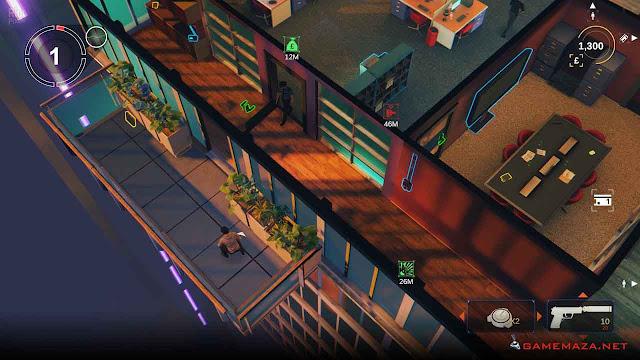 Filthy Lucre Gameplay Screenshot 3