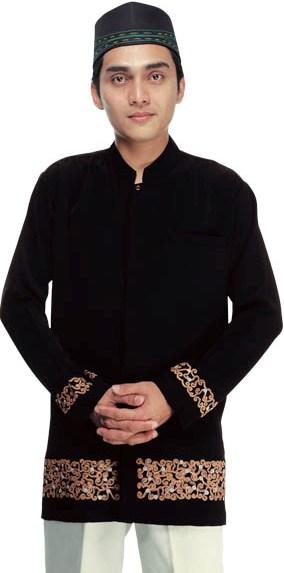 Pilihan Baju Koko Lengan Panjang Model Terbaru 2019