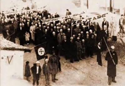 Επιστολή αφοσίωσης των Τσάμηδων προς τον Μουσολίνι