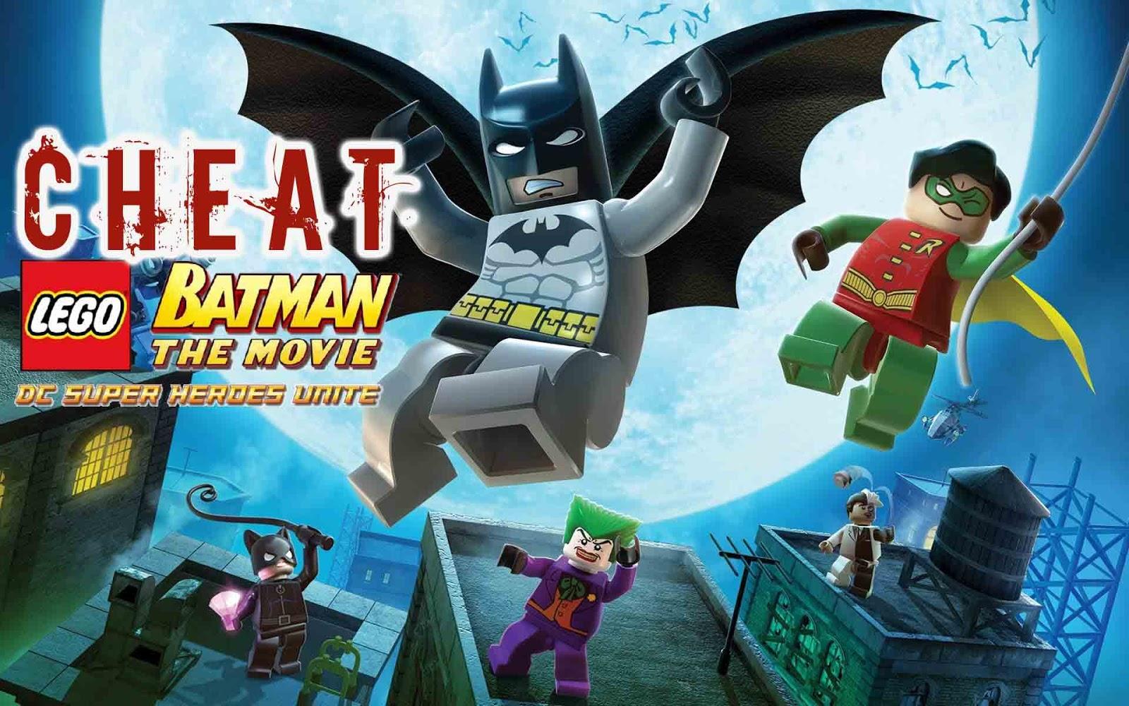 Cheat Lego Batman Ps2 Lengkap Bahasa Indonesia