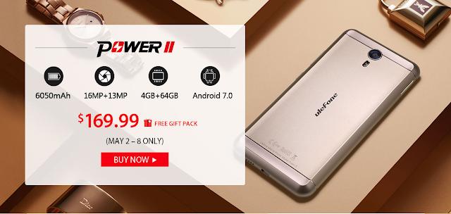 هاتف Power 2 مميز بسعر مغري جداً تعرف عليه