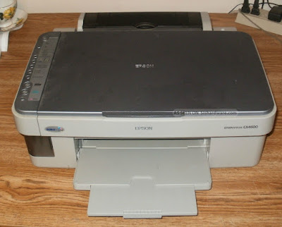 Epson Stylus CX4600 Printer Driver Download